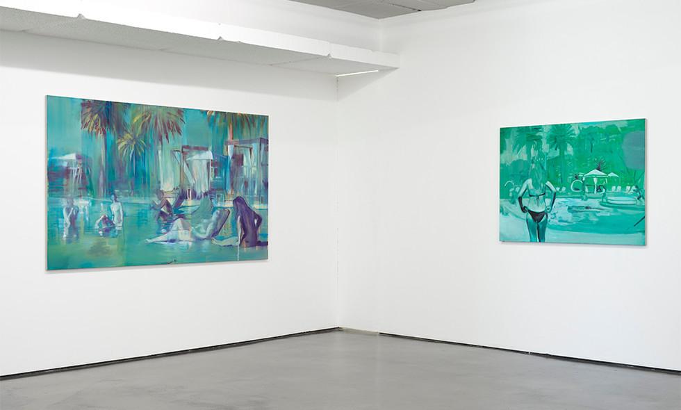 Kate Gottgens | Famine | 2016 | Installation View