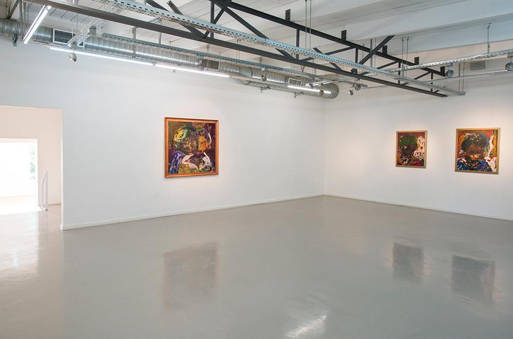 Mostaff Muchawaya   Zviso Zvangu   2018   Installation View