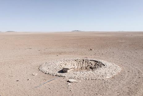 Margaret Courtney-Clarke | Zebra Pan in the Namib Naukluft National Park | 2018 | Giclée Print on Hahnemühle Photo Rag Paper | 76.5 x 110 cm | Edition of 6 + 2 AP