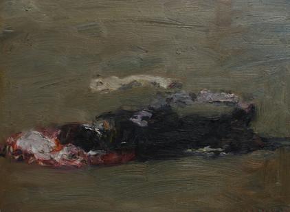 Anton Karstel | Untitled | 2013 | Oil on Canvas | 40 x 54 cm