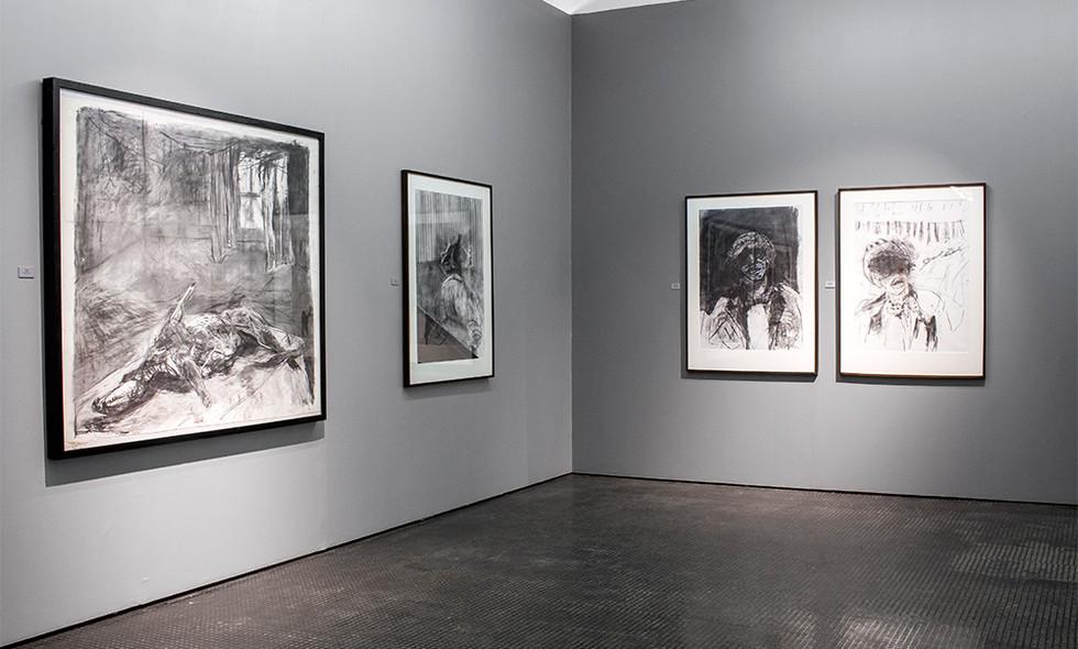 Albert Adams | The Bonds of Memory | 2016 | Installation View