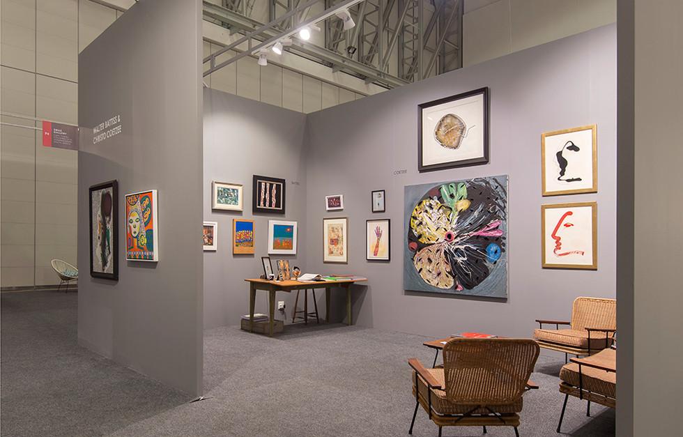Cape Town Art Fair | Past/Modern | 2017 | Installation View
