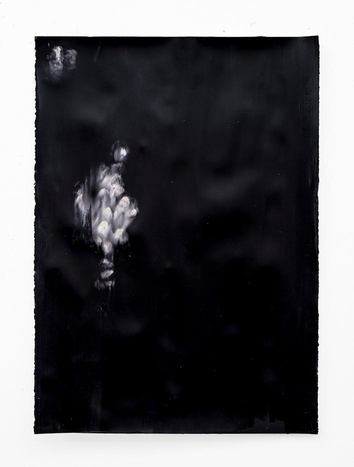 Alexandra Karakashian | Against The Sun II | 2019 | Oil on Canvas | 100 x 72 cm