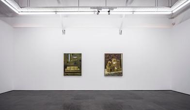 Simon Stone | Cogs of Mercy | 2018 | Installation View