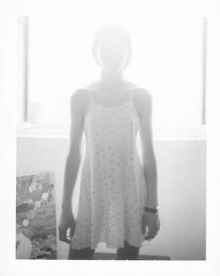 Giovanni Ozzolo | White Image | 2004/2016 | Gicleé Print on Epson Hot Press Natural Paper | 140 x 111 cm