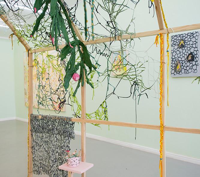 Garden Smoothie   2018   Installation View