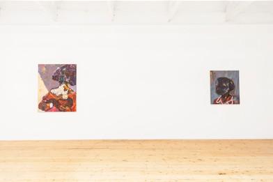 Mostaff Muchawaya   Kwandinobva   2020   Installation View