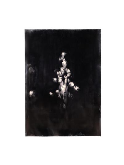 Alexandra Karakashian   Bloom III   2021   Oil on Sized Paper   107 x 75.5 cm