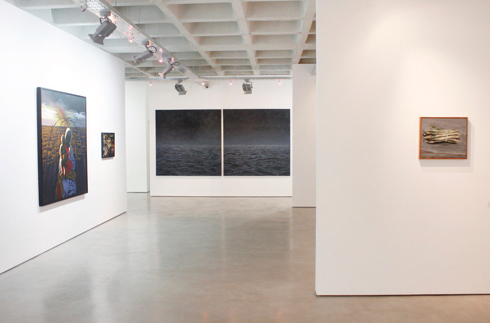 PAINT I: Contemporary South African Painting 2002 – 2012   2012   Installation View