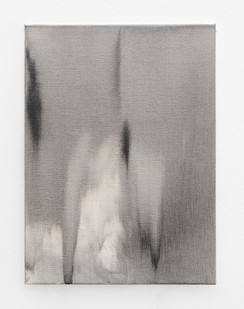 Alexandra Karakashian | Undying XVIII | 2018 | Oil on Canvas | 20 x 15 cm