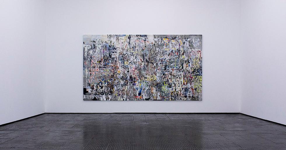 Asha Zero | Untitled | 2015 | Installation View