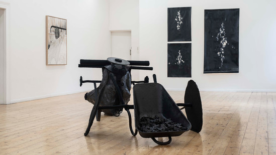 Black Luminosity | Group Exhibition