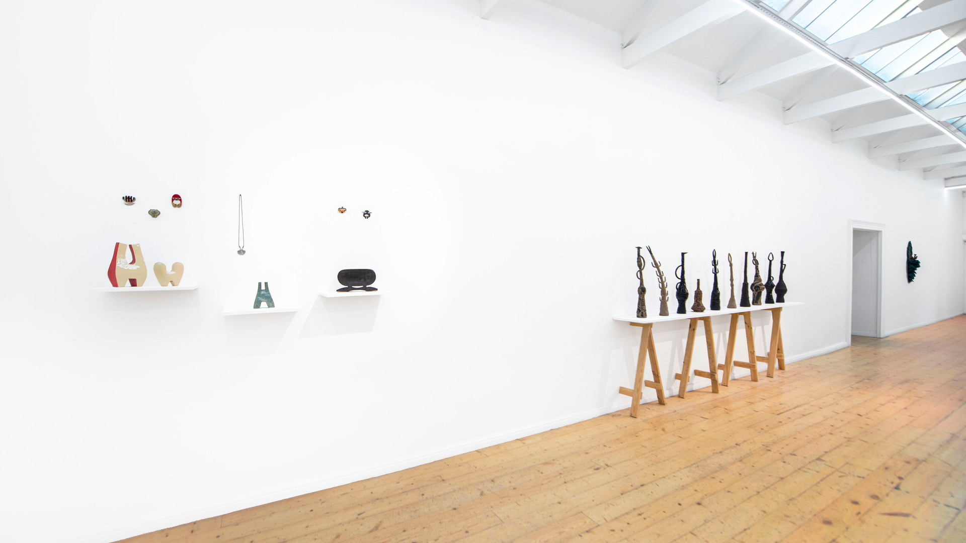 Shaping Things   2020   Installation View