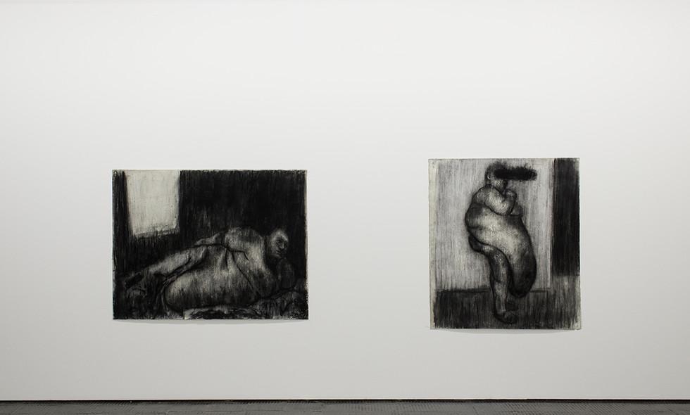 Johann Louw | Gestaltes | 2014 | Installation View