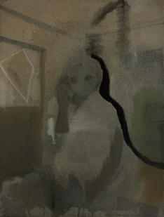 Kate Gottgens | Dial Tone | 2012 | Oil on Canvas | 40 x 30 cm
