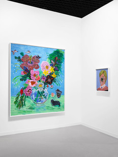 Georgina Gratrix | artmonte-carlo | 2019 | Installation View