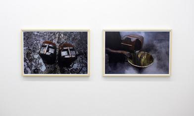 TREK: Following Journeys | 2015 | Installation view
