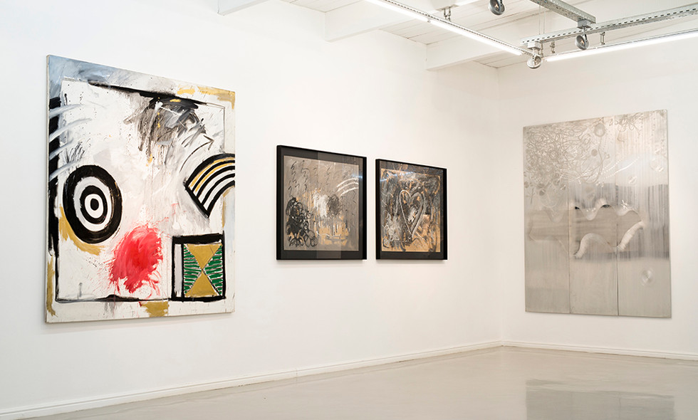Kevin Atkinson | Re-opening 'Plato's Cave': The Legacy of Kevin Atkinson | 2016 | Installation View