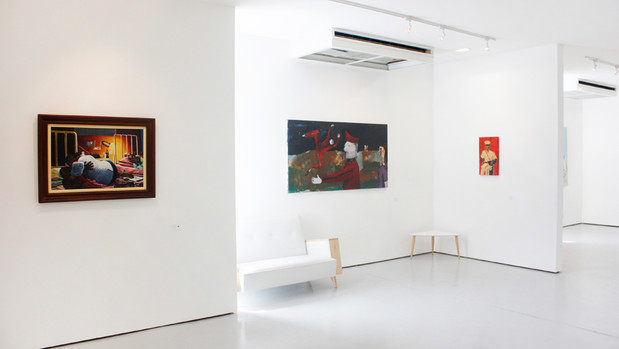 PAINT I:  Contemporary South African Painting 2002 – 2012