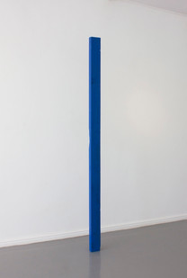 Ruann Coleman | Totem | 2013 | Pine | 218 x 10.5 x 5 cm