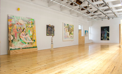 LUSH | 2015 | Installation View