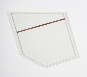 Helen A Pritchard | Free Form | 2012 | Paper and Copper Tape | 62 x 54.5 cm