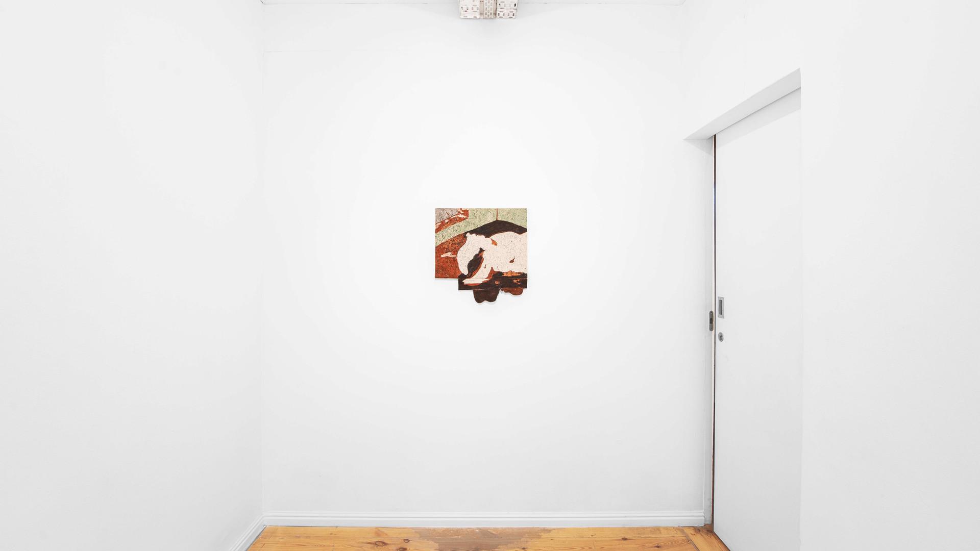 Jeanne Gaigher   tango   2020   Installation View