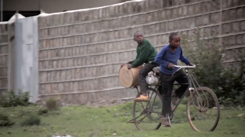Cyrus Kabiru | The End of Black Mamba I (Film Still) | 2015 | Video | 00:04:49