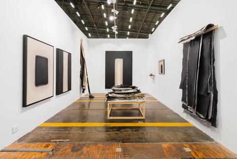 Investec Cape Town Art Fair | Solo Section | Alexandra Karakashian | 2020 | Installation View
