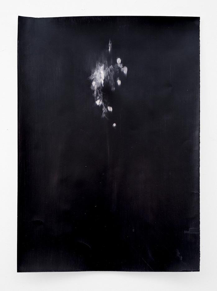 Alexandra Karakashian | Against The Sun XIII | 2019 | Oil on Canvas | 70 x 50 cm