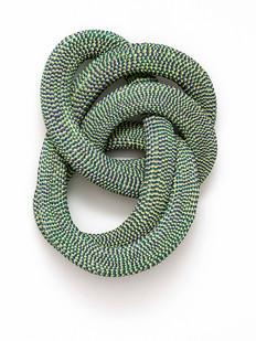 Frances Goodman | Leviathon | 2020 | Acrylic Nails, Foam, Resin and Silicone Glue | 75 x 60 x 25 cm