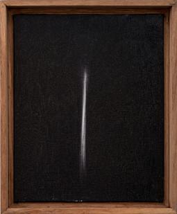 Alexandra Karakashian | Undying (Study) III | 2018 | Oil on Canvas | 25.4 x 20.3 cm