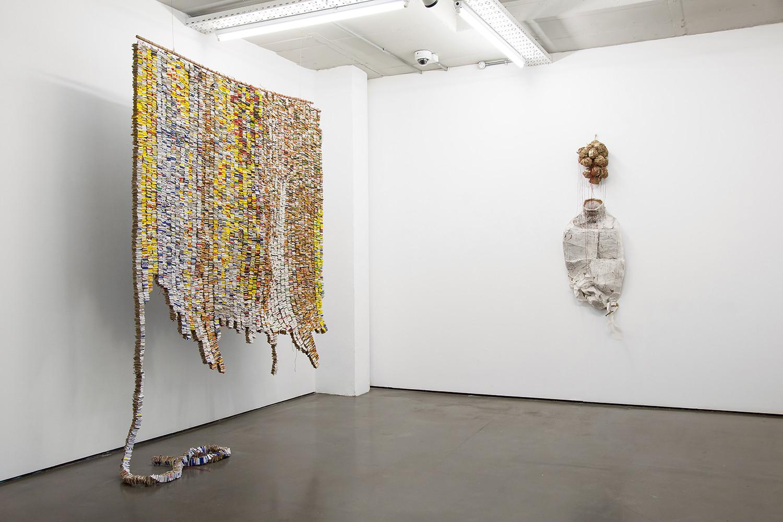 Wallen Mapondera | Samusha Weiri Dongo | 2018 | Installation View