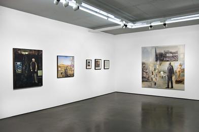 Simon Stone   New Paintings   2016   Installation View