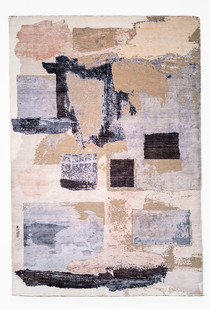 Sepideh Mehraban | Untitled I | 2018 | Silk and Wool Tapestry | 301 x 203 cm | Edition of 3