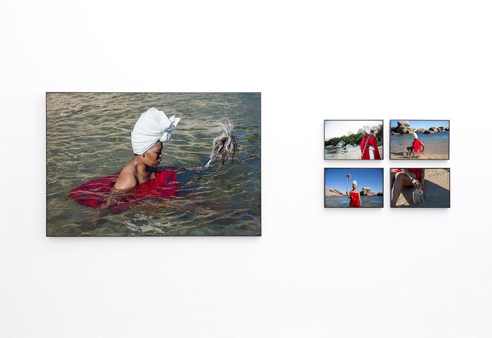 Lhola Amira | iYahluma I - V | 2018 | Giclée Print on Hahnemühle Photo Rag Baryta Diasec | Dimensions Variable | Edition of 3 + 2 AP