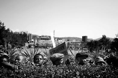 Musa N. Nxumalo | #transform | 2017 | Giclée Print on Hahnemühle Photo Rag | 56 x 84 cm | Edition of 6 + 2 AP