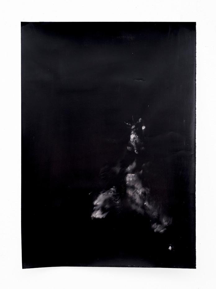 Alexandra Karakashian | Against The Sun XII | 2019 | Oil on Canvas | 70 x 50 cm