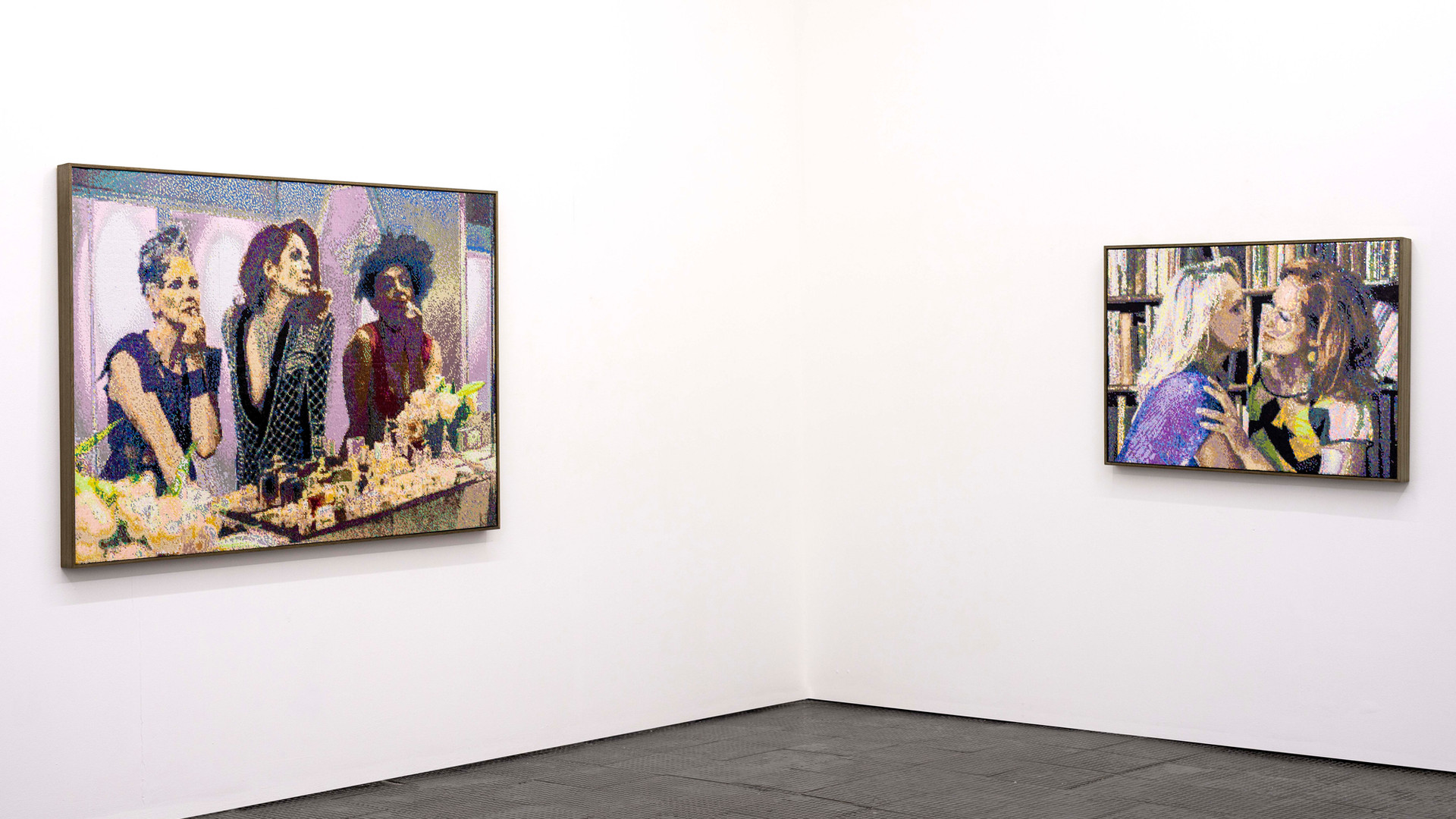 Frances Goodman | Artist Room | 2020 | Installation View
