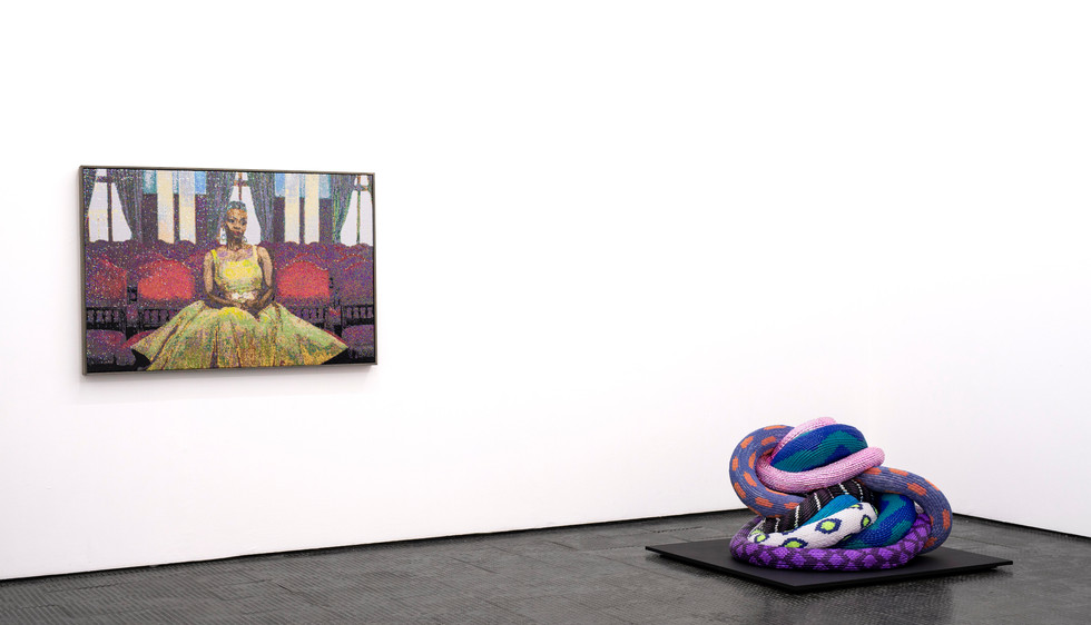 Frances Goodman | Artist Room | 2020 | Installation View
