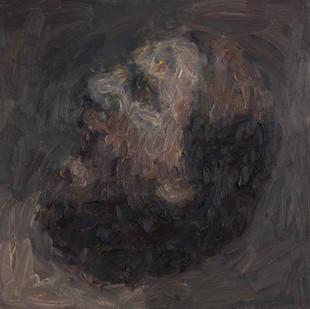 Anton Karstel | watch (6) | 2014 | Oil on Canvas | 40 x 40 cm