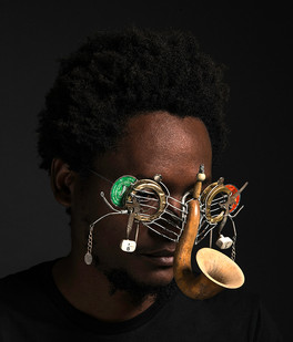 Cyrus Kabiru | Kiko Mjini | 2017 | C-type Print on Diasec Mount | 70 x 60 cm