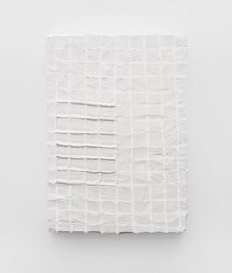 Gabrielle Kruger | Clean Slate | 2020 | Acrylic on Board | 42.5 x 30 cm