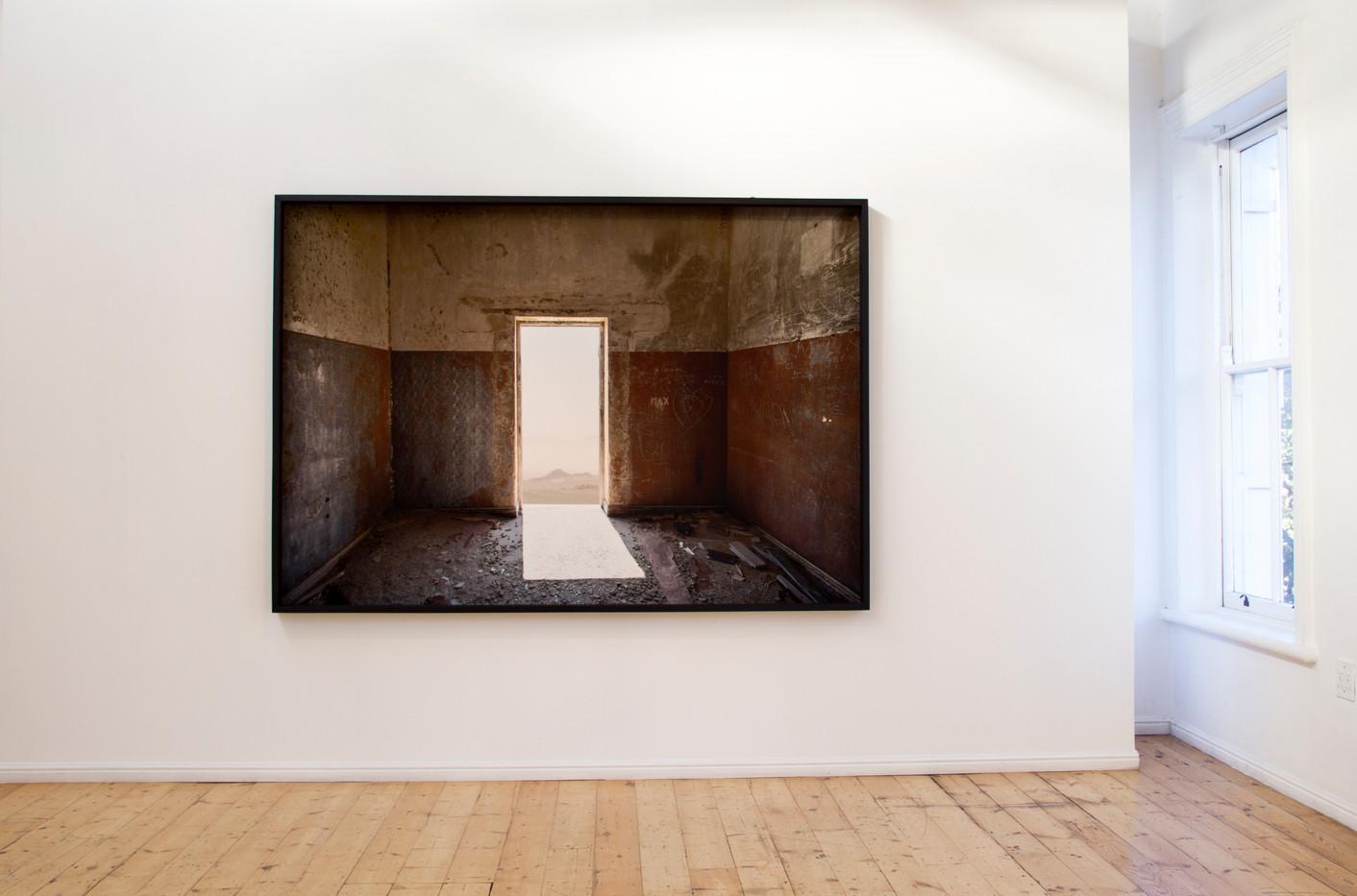 Giovanni Ozzola | adrift | 2016 | Installation View