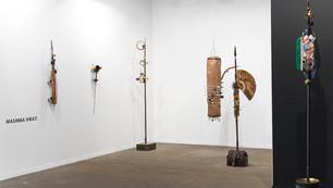 Art Brussels | Masimba Hwati