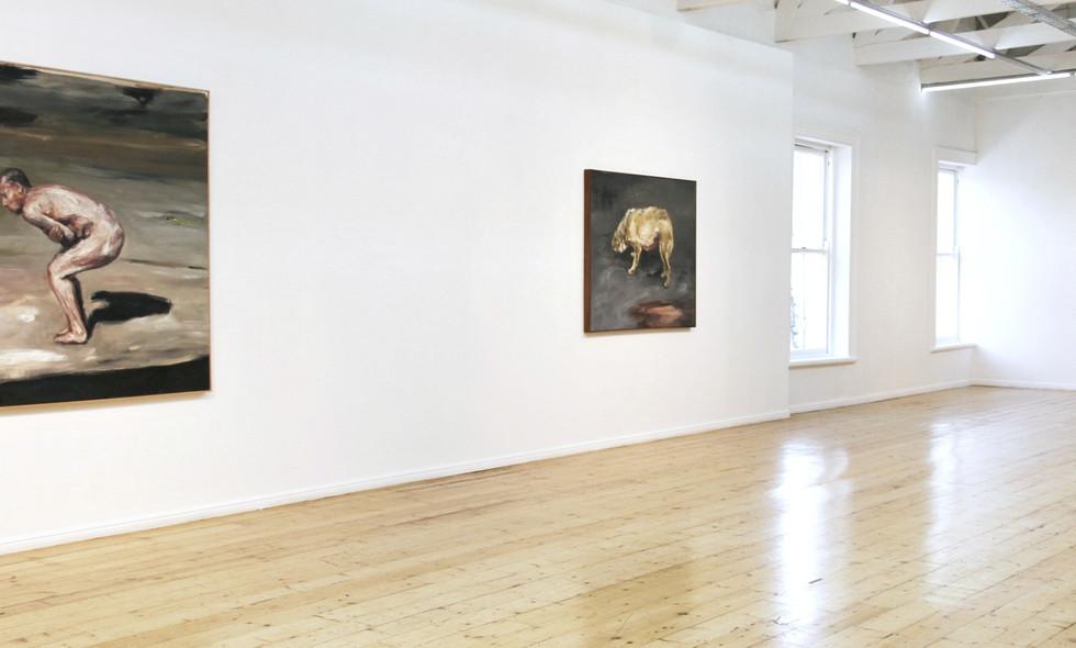 Johann Louw   Loog   2016   Installation View
