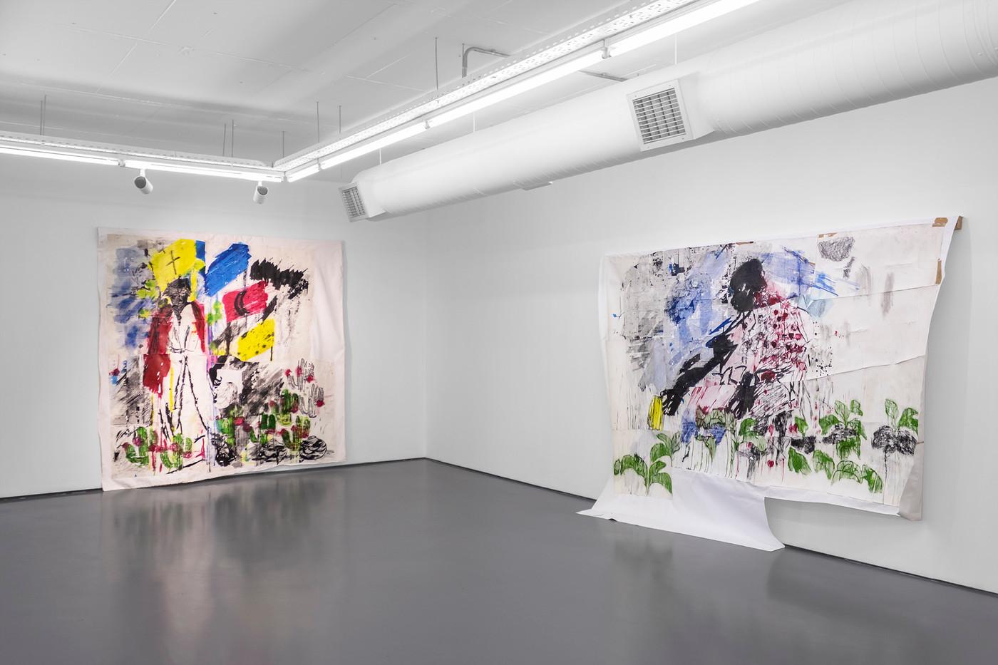 JUGGLING SKILLS | 2019 | Installation View