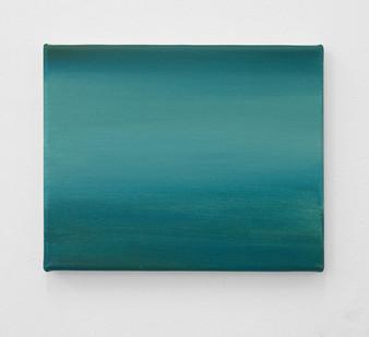 Jake Aikman | Lost horizon | 2016 | Oil on Canvas | 20 x 25 cm