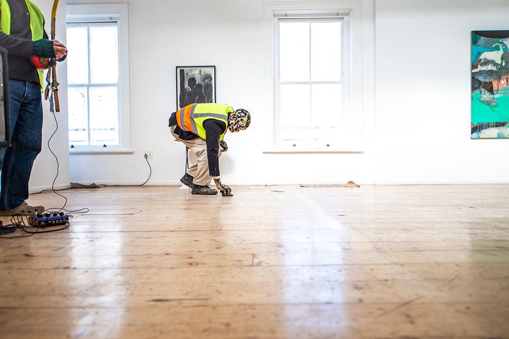 Cutting In | Performance by Rory Emmett and Garth Erasmus | 2019