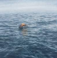 Jake Aikman | Raft | 2012 | Oil on Canvas | 290 x 290 cm